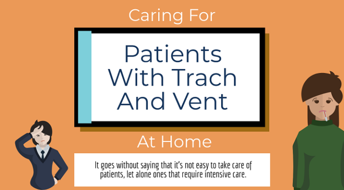 Caring For Patients With Trach and Vent At Home